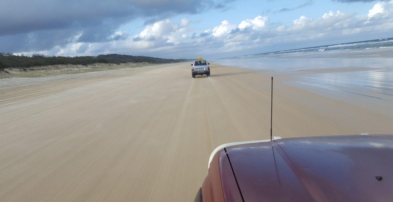 Les routes Australiennes