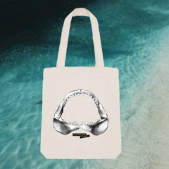 Tote Bag Requin / Shark – Australian Kiss