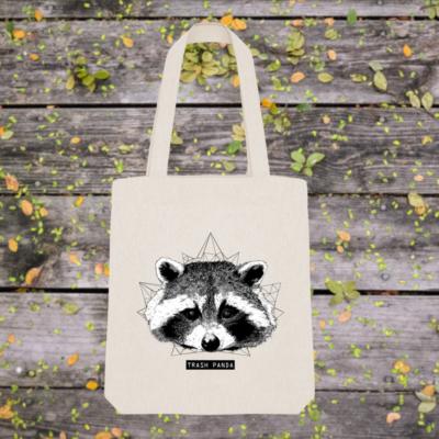 Tote Bag Raton Laveur/Racoon – Trash Panda