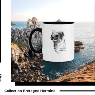 Mug – Tasse Hermine Bretonne