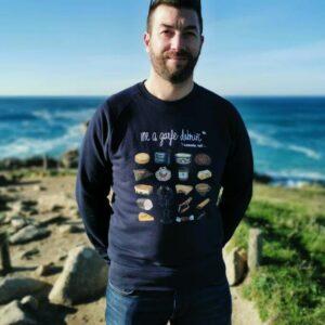 Sweat Shirt Homme Breton – Gastronomie Bretonne