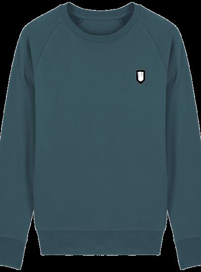 Sweat Shirt Breton – Hermine Bretonne brodée - Stargazer - Face
