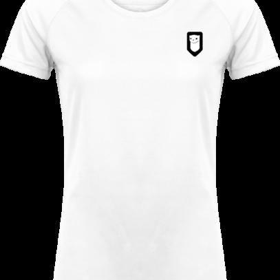 T-shirt Sport Hermine Bretonne - White - Plexus