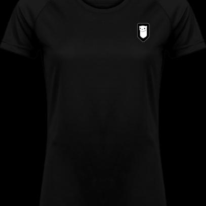 T-shirt Sport Hermine Bretonne - Black - Plexus