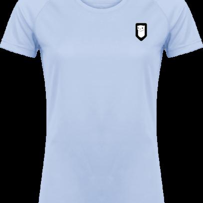 T-shirt Sport Hermine Bretonne - Sky Blue - Plexus