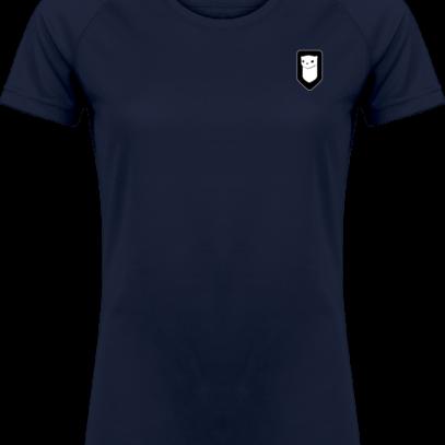 T-shirt Sport Hermine Bretonne - Navy - Plexus