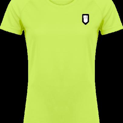 T-shirt Sport Hermine Bretonne - Lime - Plexus