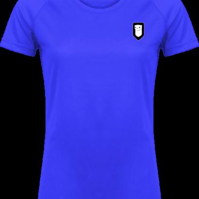 T-shirt Sport Hermine Bretonne - Sporty Royal Blue - Plexus