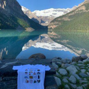 T Shirt Canada – Vie Montréalaise – Montréal way of life