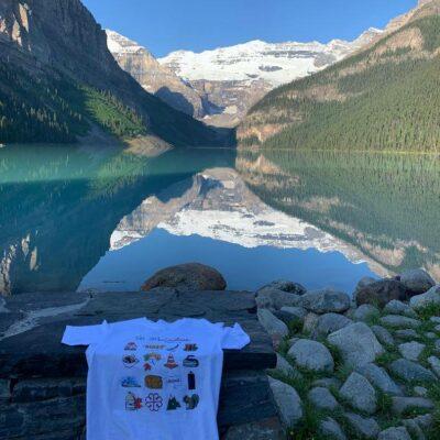 T-Shirt coton bio Vie Montréalaise