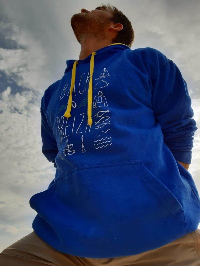 hoodie breton