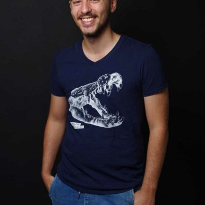 t-shirt-homme-crocodile